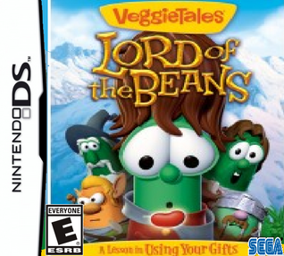 Lord of the Beans (Nintendo DS)
