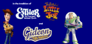 In the tradition of Esther, Ballad of Little Joe and Gideon