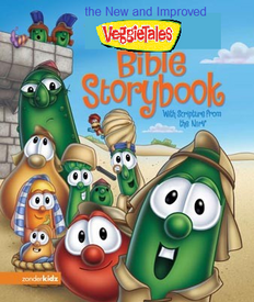 New Improved Veggie Bible Storybook
