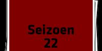 Afleveringen/Seizoen 22