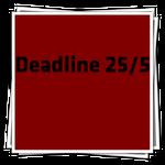 Deadline 25-5Icon
