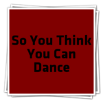 So You Think You Can DanceIcon