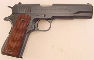 Colt 45 automatic