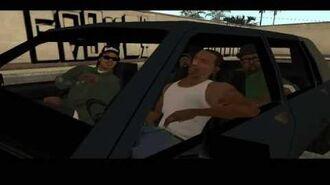GTA-SA - Big Smoke's Order