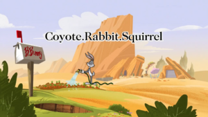 Coyote.Rabbit.Squirrel