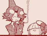 Wada and orca sketch