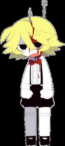 Tsuribari character art