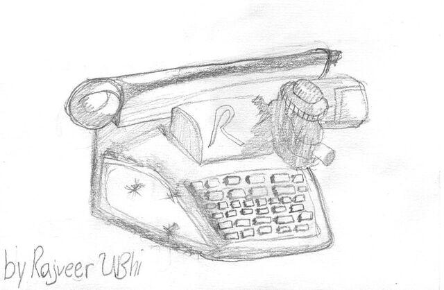 File:Rajveer Ubhi toy typewriter.jpg