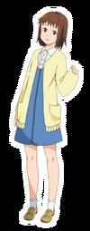 Nazuna Takanashi Cover