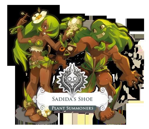 Sadida's Shoe