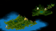 Sadida Kingdom map