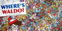 Where's Waldo: 2010 Wall Calendar