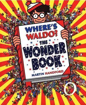 Where'sWaldoWonderBook