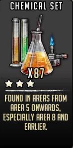Chemical Set