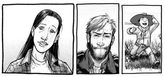 Grimes Family Comic