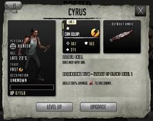 Cyrus - Level 1