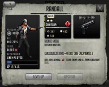 Randall - Tier 3