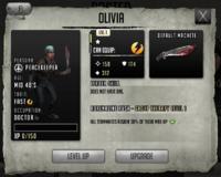 Olivia - Level 1