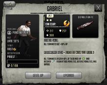 Gabriel - Level 1
