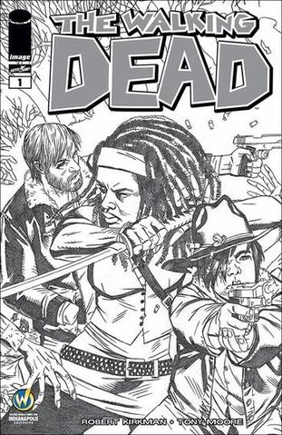 File:Issue 1 Indianapolis Comic Con VIP Exclusive Variant Sketch Cover signed by Michael Golden.jpg
