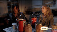 Beth and Daryl in peace! ♥