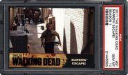 Trading Cards Season One - 31 Narrow Escape!