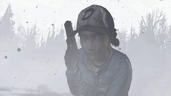The Walking Dead Season Two Finale - Episode 5 - 'No Going Back' Trailer My Clementine-0