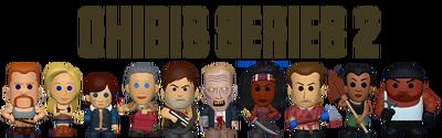 TWD Chibis Series 2