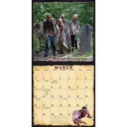 Walkers of AMC's The Walking Dead Wall Calendar 3