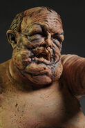 Well Walker Mini Bust 6
