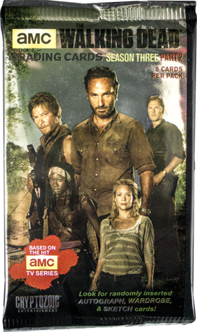 File:The Walking Dead Season 3 Trading Cards Part 2 Pack.png