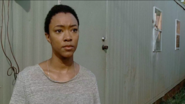 Sasha Williams Intent 7x14 The Other Side