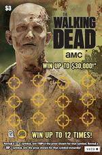 The Walking Dead scratch games (West Virginia)