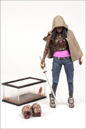 McFarlane Toys The Walking Dead TV Series 5.5 Michonne 5