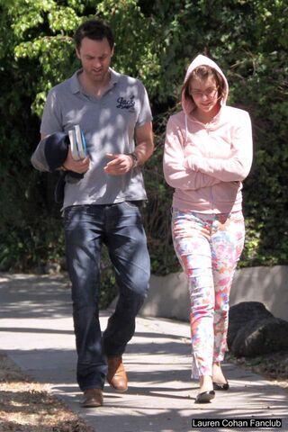 File:Lauren cohan and boyfriend??.jpeg