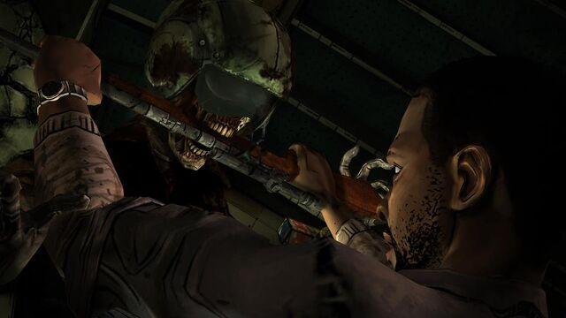 File:Walking-Dead-Episode-3-Lee-vs-Pilot.jpeg