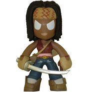 Michonne (Mistery Minis)