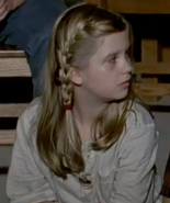 Young blonde girl (season 4 trailer)