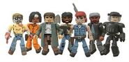 Walking Dead Minimates Series 5 Asst.