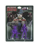 Carl pvc figure (purple)