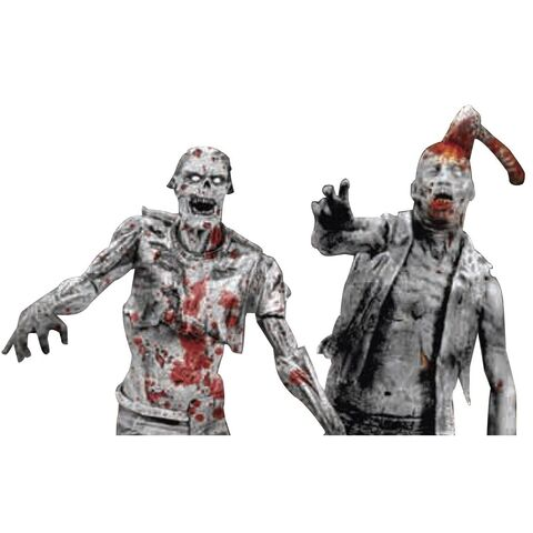 File:McFarlane Toys The Walking Dead Action Figures Comic Book Series 1 Black White Zombies 2-Pack.jpg