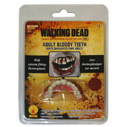 Adult Bloody Teeth