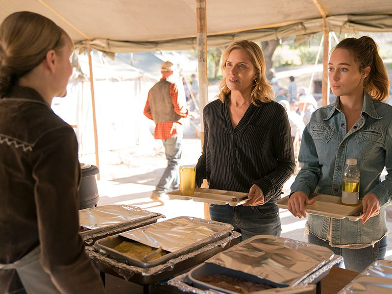 Fear The Walking Dead 3x03