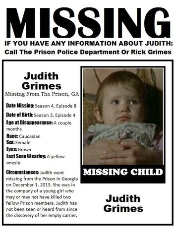 File:Walking dead missing judith.jpg