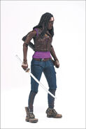 McFarlane Toys The Walking Dead TV Series 5.5 Michonne 4