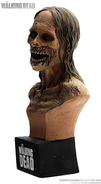 Bicycle Girl Zombie Mini Bust 2