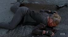 Farron's dead body