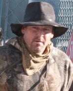Cowboy hat woodbury guy (WTTT)