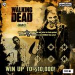 The Walking Dead scratch games (Arizona)
