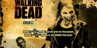 The Walking Dead scratch games